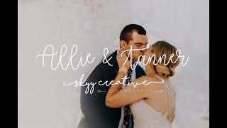 Allie + Tanner Greenhagen Love Story | 6.13.2020