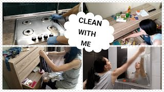 УБОРКА КВАРТИРЫ/МОТИВАЦИЯ/CLEAN WITH ME(, 2018-07-18T19:38:50.000Z)