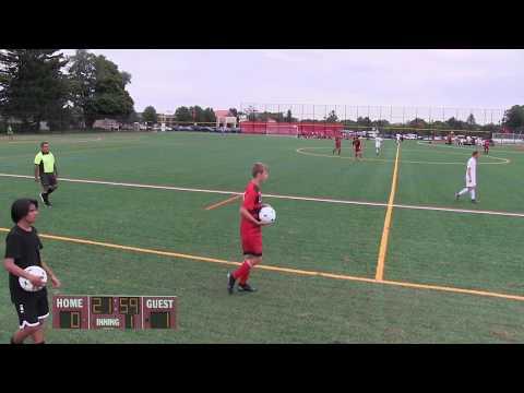 LHS Boys Varsity Soccer Vs Allentown 091619