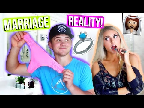 What Being Married is REALLY Like ...   Marriage Q&A!