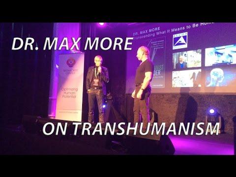 Dr. Max More on Transhumanism | Biohacker Summit 2015