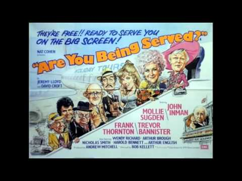 Ronnie Hazlehurst - Are You Being Served (Movie Version)