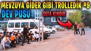 TOPLUCA KOŞMA ŞAKASI 9 ! @Sefa Kındır  DEV PUSU !