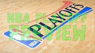 NBA 2015 Playoff Preview – The Starters