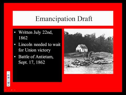 Emancipation Video