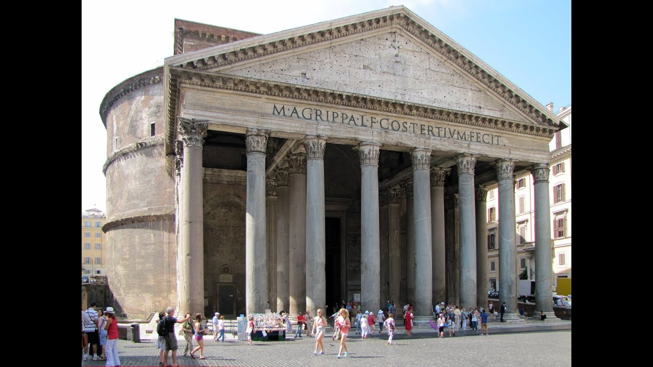 The Pantheon - YouTube