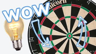 Awesome new darts invention