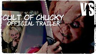 Культ Чаки / Cult of Chucky - трейлер