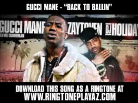 Gucci Mane - Back To Ballin (prod. by Zaytoven) [ New Video + Download ]
