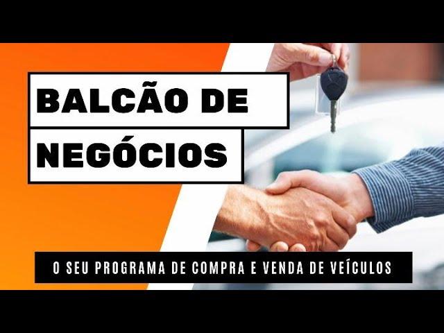 Ofertas de veículos na cidade de Fazenda Rio Grande no programa Balcão de Negócios - 10/04