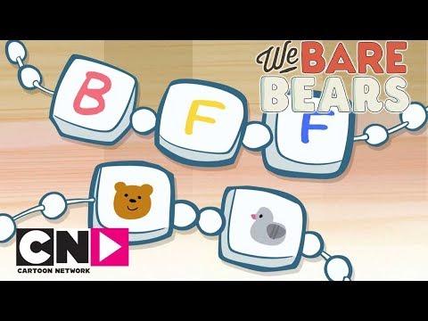 We Bare Bears   Best Friends Song   Cartoon Network Africa