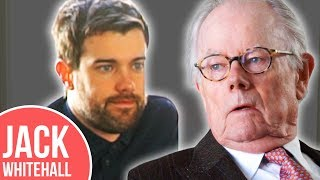 Jack Whitehall Explains His NEW YOUTUBE SHOW 'Training Days' to His Dad!!