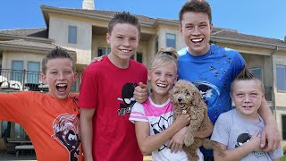 We bought a $3000 Puppy and Surprised our parents!