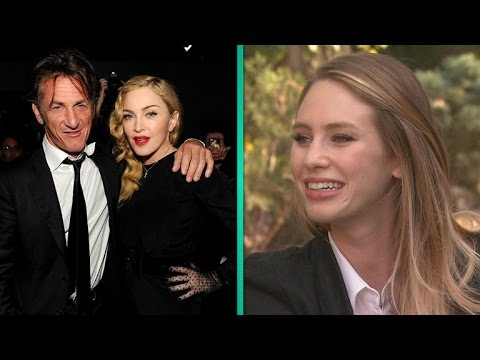 Sean Penn's Daughter Dylan Sets the Record Straight on His Relationship with Madonna