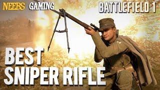 Best Sniper Rifle in Battlefield 1