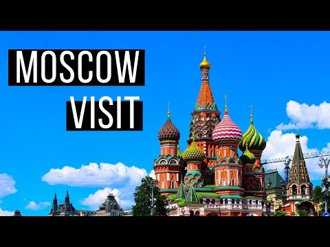 Top Places To Visit  In Moscow||RUSSIA|Best Places To Visit In Moscow |MOSCOW CITY |Moscow City Tour