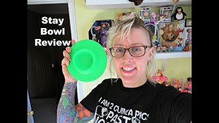 Stay Bowl Review: Small Pet Pellet Bowls