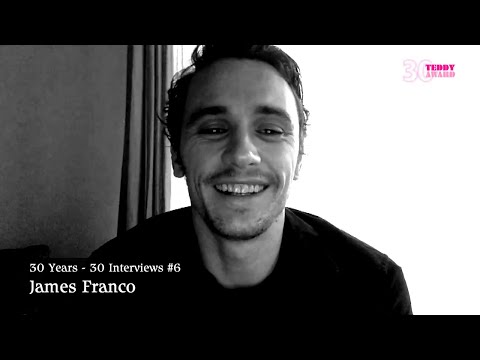 "James Franco on his queer movies - ""30 Years - 30 Interviews"""