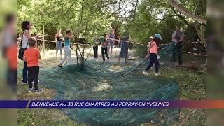 "Yvelines | Bienvenue au 33 rue de Chartes au Perray-en-Yvelines, ""Lieu"" culturel et social"
