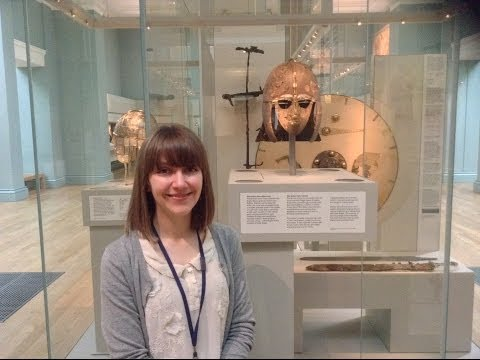 The British Museum - Room 41: Sutton Hoo and Europe, AD 300--1100