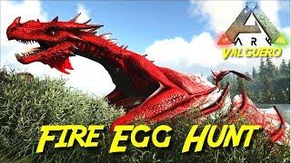 """Valguero - ARK: Survival Evolved - 13 - """"Fire Egg Hunt"""""""