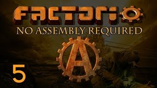 Factorio No Assembly Required 5