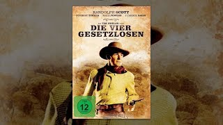 Die vier Gesetzlosen (1955) [Western] | ganzer Film (deutsch)