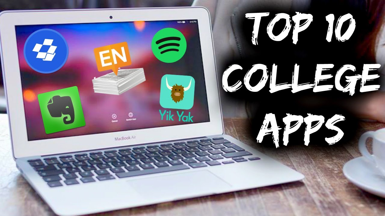 10 Top Apps For Students With Special >> Top 10 Apps For College Students Youtube
