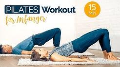 Pilates für Anfänger — Komplettes Pilates - Workout (6/6, auf Deutsch)