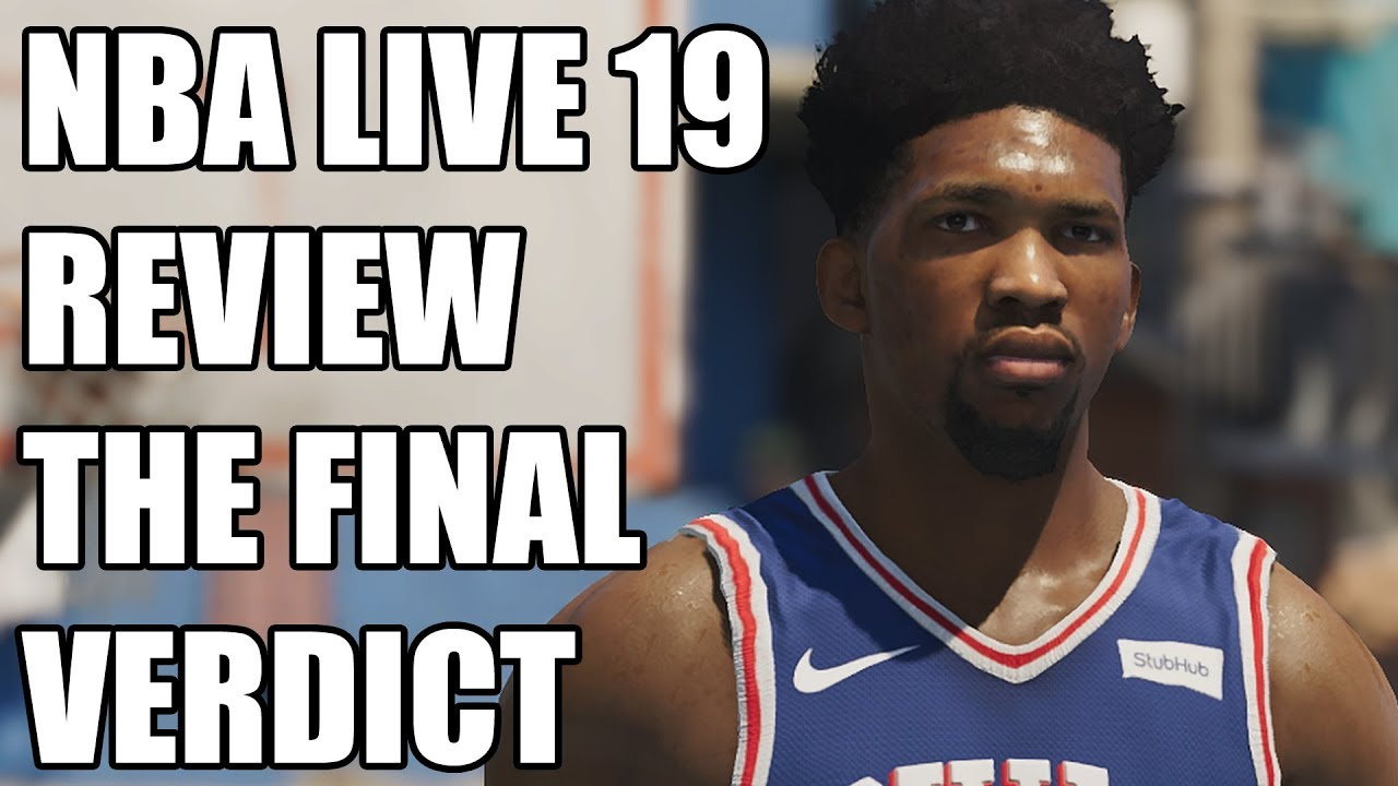 1f5e4260ea04 NBA Live 19 Review - The Final Verdict - YouTube