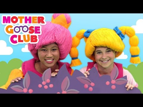 Pop Goes the Weasel | Mother Goose Club Kids Karaoke