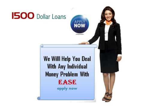 1500 dollar Loans- Best Option Available For Borrowing Cash