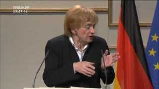 Tempted, Angela? How to break the Euro
