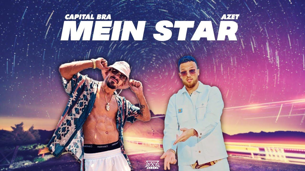 CAPITAL BRA feat. AZET - MEIN STAR (prod. by Exetra Beatz)