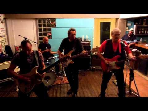 the Atlantics - Flight of the Surf Guitar, Live in Lecheo Greece 12/07/2013