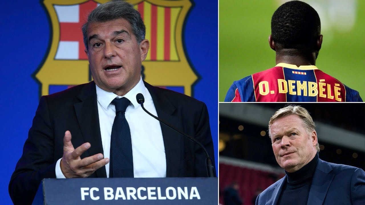 Barcelona's transfer plans explained with THREE more signings & big departures to come