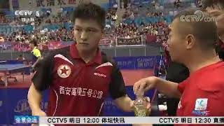 (Eng Sub) The Contest Between Wang Tao and Ma Wenge 22 Years Later -- CCTV 5