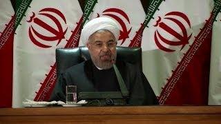 روحاني يؤكد استعداد إيران مواصلة العمل مع المجتمع الدولي