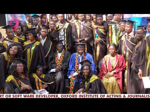 OXFORD INSTITUTE OF ACTING & JOURNALISM ADMISSION 2015