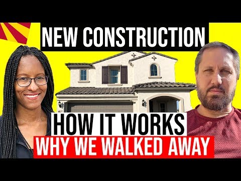 New Construction Homes: Phoenix Arizona | Moving To Phoenix | Living In Arizona