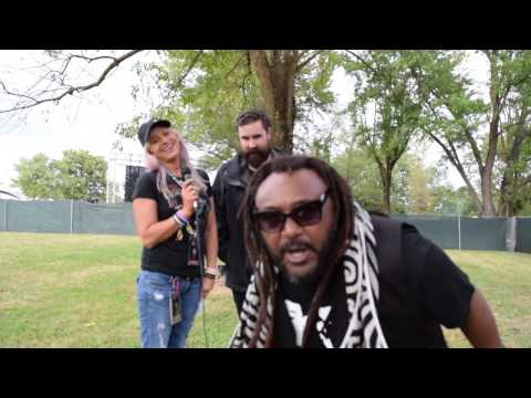 Skindred Interview (Louder Than Life Festival)   The Fuze Magazine