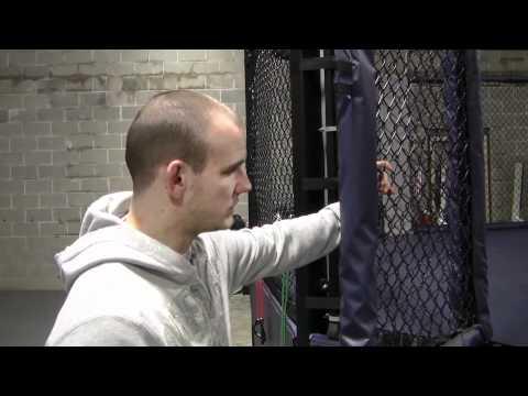 Mac's NY MMA  -  A Visit To Buffalo Training Center