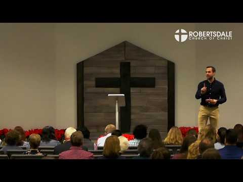Andrew Itson - Broken Heroes #7 - Robertsdale Church of Christ