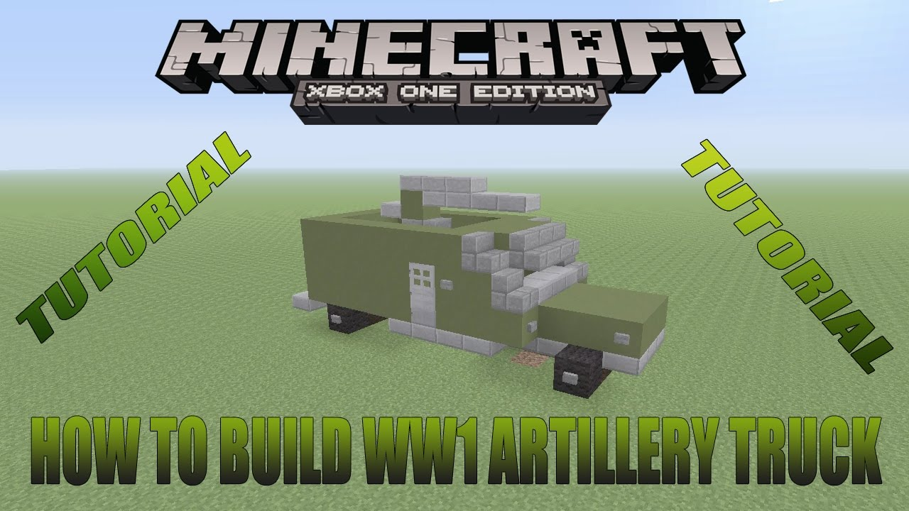 how to make artillery in minecraft