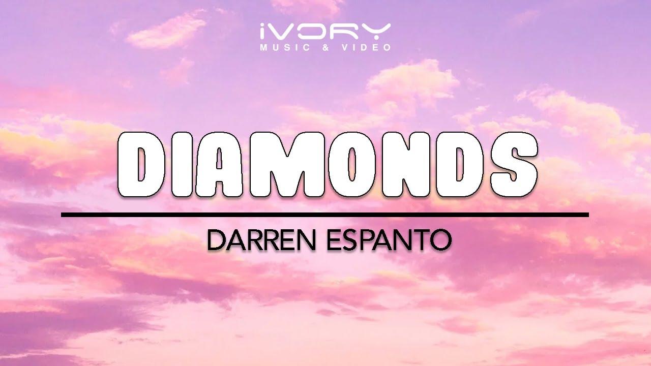 Darren Espanto | Diamonds | Official Lyric Video - YouTube