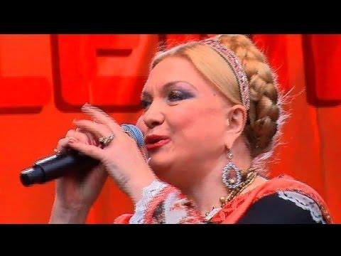 Ludmila Nikolaeva performs at Maslenitsa Festival   Maslenitsa in London 2014  