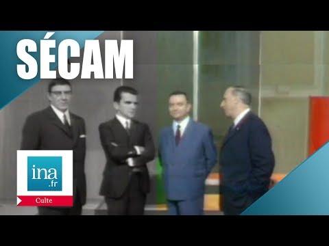 La saga de la télévision couleur en France | Archive INA