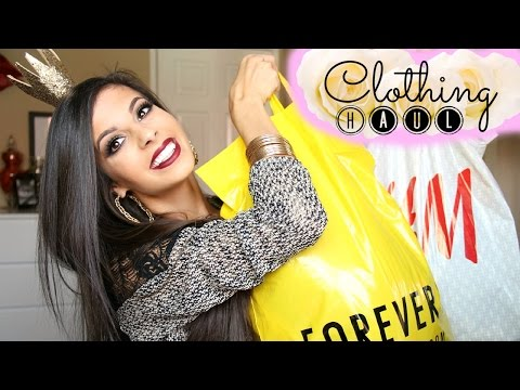 Fall / Winter Clothing Haul 2014 ♡...
