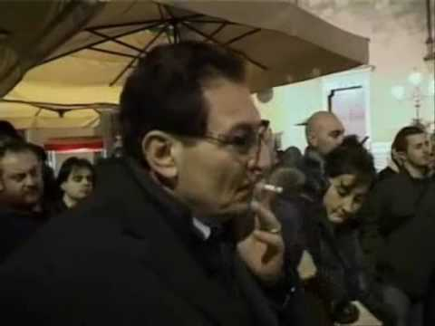 Prima Sagra di Radio Mafiopoli a Palermo - Servizio Repubblica Tv