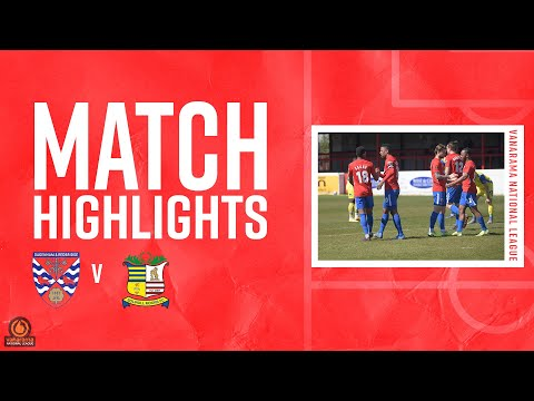 Dagenham & Red. Solihull Goals And Highlights